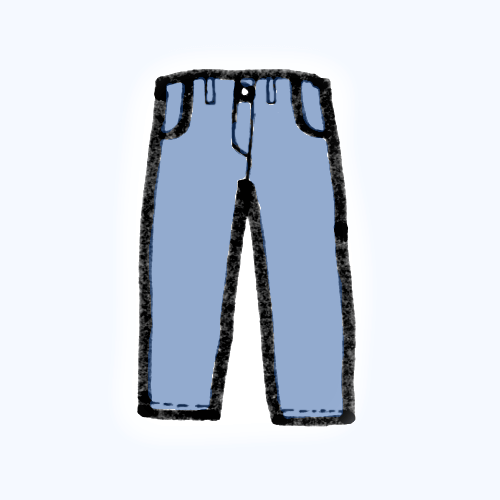 jeans 500
